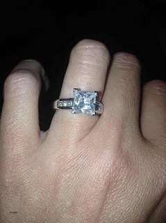 2.01ct Certified Diamond Ring