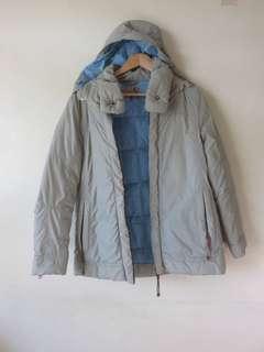 Tough Jeansmith Parka Winter Thermal Rain Jacket Unisex