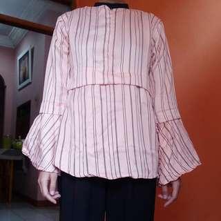 blouse busui friendly