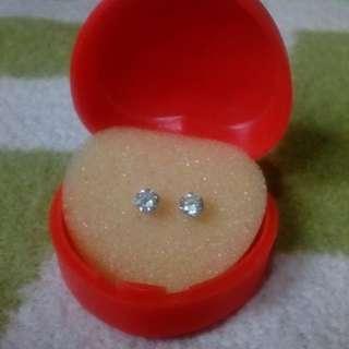 Silver 925 earrings