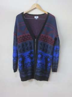 Old Navy Knitted Sweater Jacket