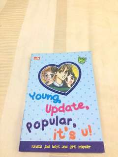 YOUNG UPDATE ITS YOU TEN TEN SERIES