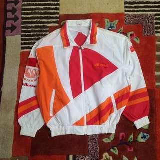 Ellesse Vintage 90s Big Logo Jacket