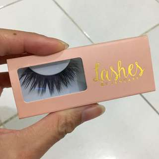 Lashes By January Cella Lashes