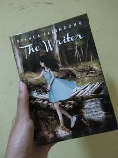 The Writer book!!