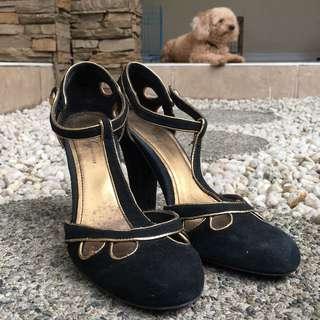 Mango Limited Edition Black Shoes