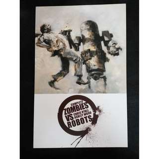 Zombies vs Robots (comics) - Chris Ryall and Ashley Wood
