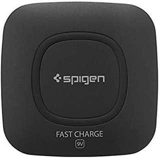 DEAL!!  Spigen Essential Fast Wireless Charger!!