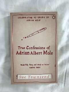 English Novel - True confessions of Adrian Albert Mole
