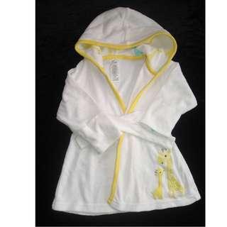 Baby Bathrobe Preloved Baby Clothes