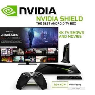 LOWEST 2017 Nvidia Shield TV Streaming Media Player | Nvidia Shield K-1 Tablet TV box