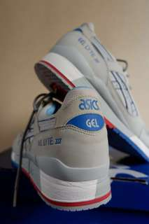 """(REPRICED) ASICS Gel-Lyte III """"Future Pack"""" Soft Gray"""