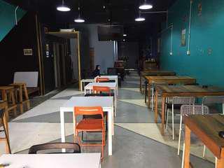 Kedai makan & peralatan