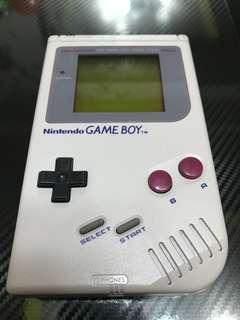 Gameboy 1989 Nintendo Game boy classic DMG