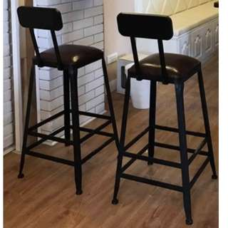 Brand New 6pcs bar chair let go