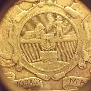 約3.2 cm銀幣