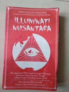 Buku Iluminati Nusantara