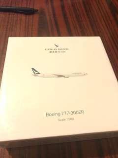 國泰Cathay Pacific Boeing 777-300ER 模型