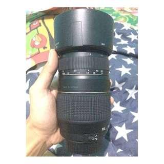 Lensa Tamron 70-300mm