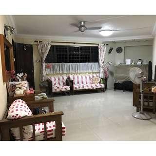 Blk 484 Jurong West 4 room flat for Sale