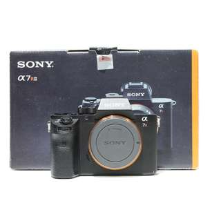 Sony A7R II / A7RII / A7RM2 Mirrorless Camera Body Only (Total 2 Batteries, SC 5K)