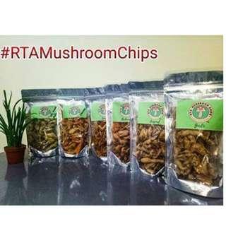 RTA Mushroom Chips