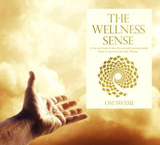 The Wellness Sense: A Practical Guide to your Physical and Emotional Health Based on Ayurvedic and Yogic Wisom