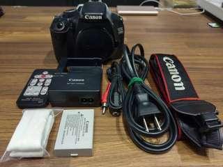🚚 曙光數位 Canon 550D Body 單機身