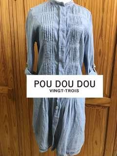 🚚 好物小舖-日本專櫃品牌POU Dou Dou長上衣