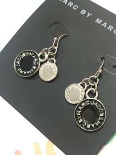 Marc Jacobs Earrings 雙圓牌