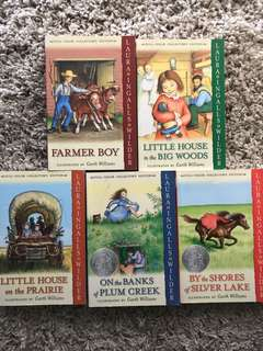 Laura Ingalls Wilder collection