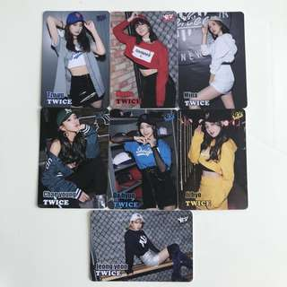 Twice Yes! Card 第33期 白卡