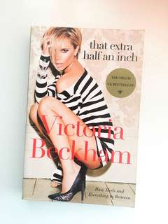 That Extra Half An Inch by Victoria Beckham