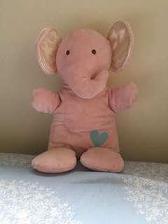 🚚 粉紅小象