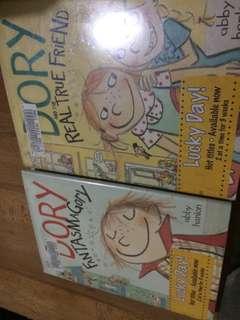 Dory (2 books for 200)