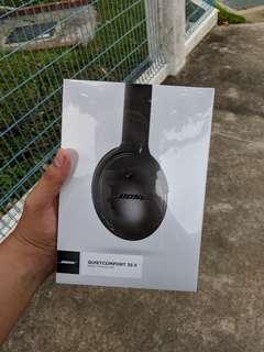 Brand new Bose QuietComfort 35 ii