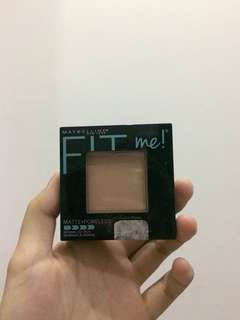 Maybelline fit me bedak shade 130