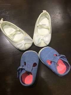 Baby Shoes (below 3 months)