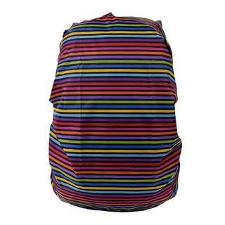 🚚 【outkeeper】戶外包防雨罩 背包防塵罩雙肩包防雨罩 書包行李箱背包防雨套 花色款防水罩 防塵套 30-40L