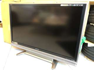 "SHARP 46""TV"