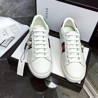 正品original Gucci 鞋 休閒鞋 高檔鞋