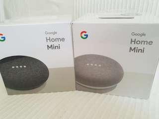 BNIB Google Home Mini (Pls Read Description!)