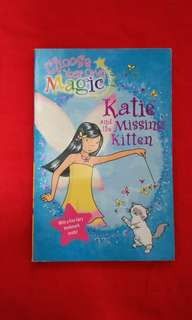 Rainbow Magic ( Choose your own Magic ) - Katie and the Missing Kitten