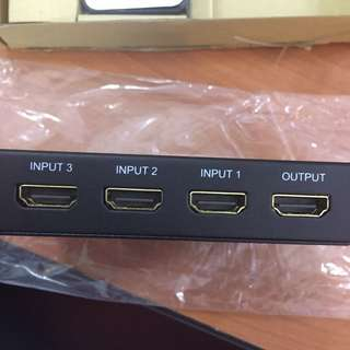 424• Tecknet HDMI switch