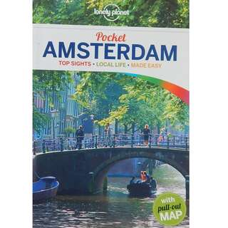 🚚 Lonely Planet: Amsterdam