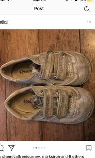 Superga toddlers rubbershoes
