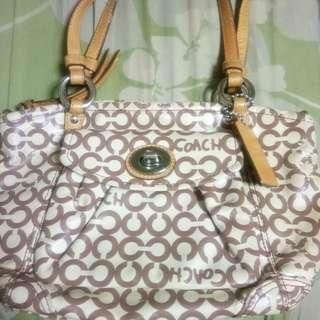 Authentic Coach Hand Bag
