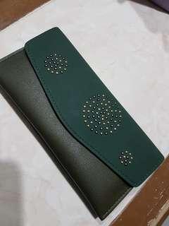 Brand New Wallet ( Emerald Green )