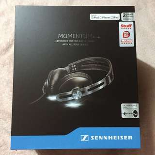 Sennheiser Momentum Headset (Brown)
