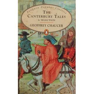 🚚 The Canterbury Tales: A selection